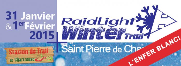 Raidlight Winter trail : dantesque!