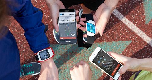 Nike + partenaire de Garmin, TomTom, Wahoo Fitness et Netpulse