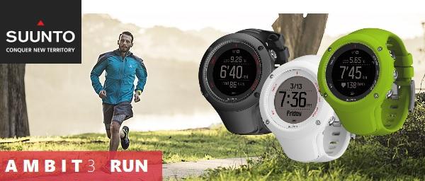 Suunto Ambit 3 Run, nouvelle déclinaison de la gamme Ambit3