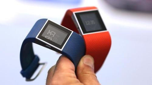FitBit Surge-nouveaux coloris-lerunnergeek