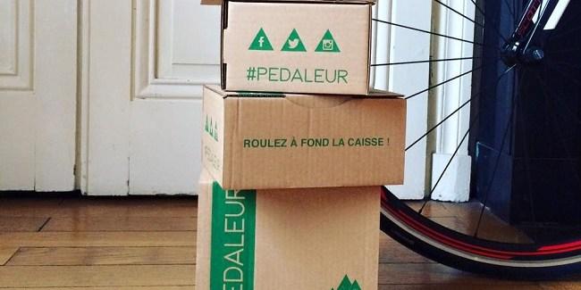 Pédaleur, la box pour les cyclistes