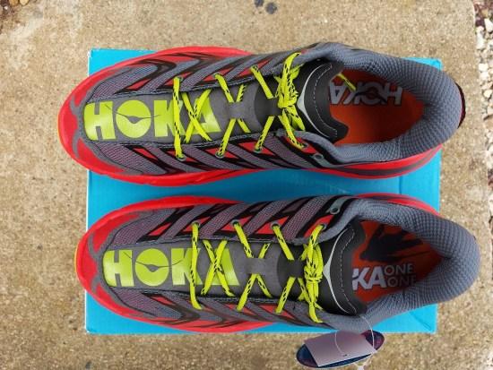 Hoka Speedgoat - chaussons