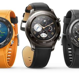 Test de la Montre Huawei Watch 2