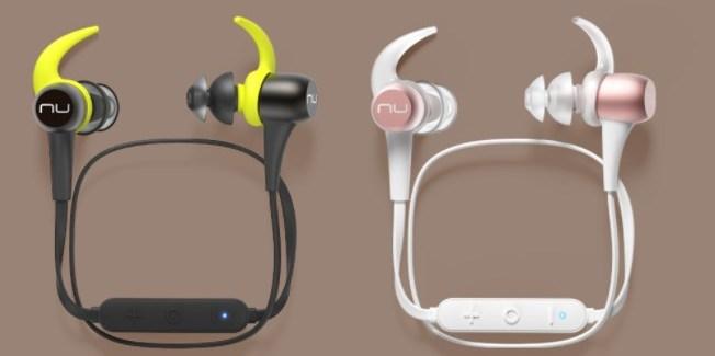 Test écouteurs NuForce BE Sport 3 d'Optoma