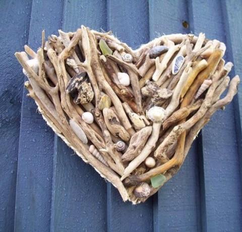 Coeurs en bois flott archives les bois flott s de sophie for Le bois flotte de sophie