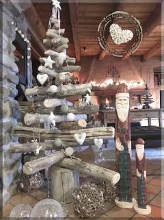 Sapins bois flotté | Les bois flottés de Sophie