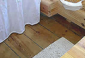 renover un plancher ancien avec la