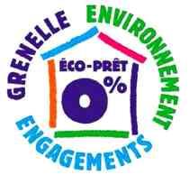 Matériaux équipement éligible éco-prêt crédit à taux zéro