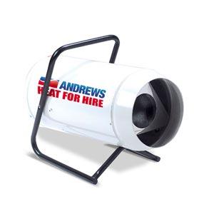Canon à Air Chaud GAZ
