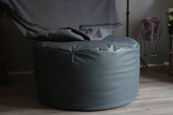 Bean bag en simili 90x45