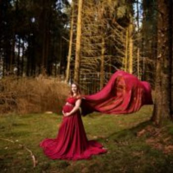 Création robe Letty for fine art photography