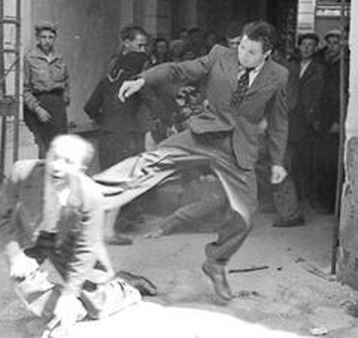 pogrom Lliv