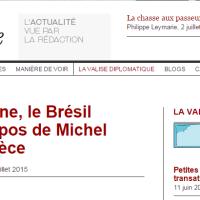 » [Incroyable !] Après l'Argentine, le Brésil dément les propos de Michel Sapin sur la Grèce