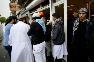 Des membres d'une organisation extrémiste tolérée par les autorités belges. D. R.