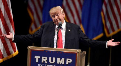 Le candidat républicain Donald Trump à Las Vegas le 18 juin 2016. © REUTERS - David Becker