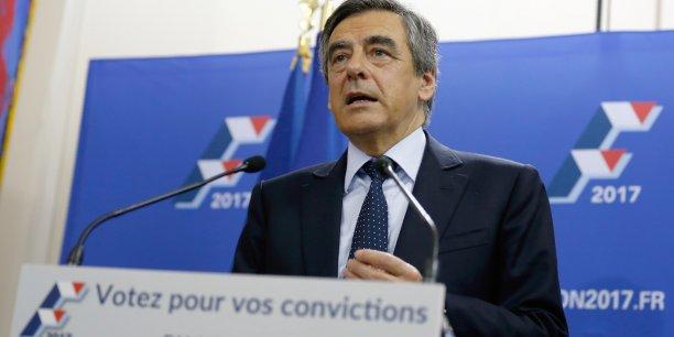 Quelle sera la politique européenne de François Fillon en cas d'élection ? (Crédits : Reuters)