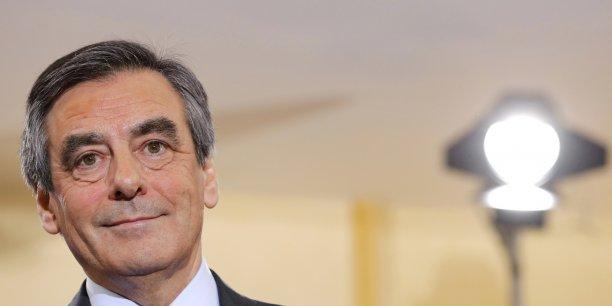 François Fillon, candidat conservateur pour 2017. (Crédits : CHRISTIAN HARTMANN)