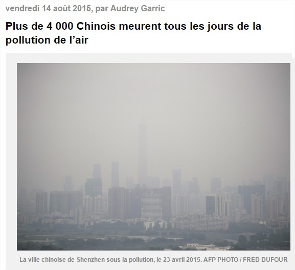 pollution air particules
