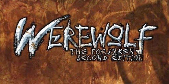 Werewolf – The Forsaken – Second Edition