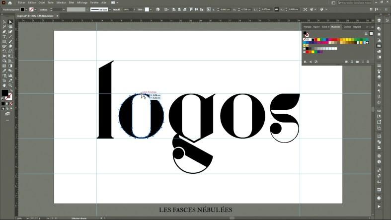 Visuel d'introduction de la page des logos des Fasces Nébulées