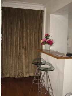 rideaux de portes les habits du logis 92