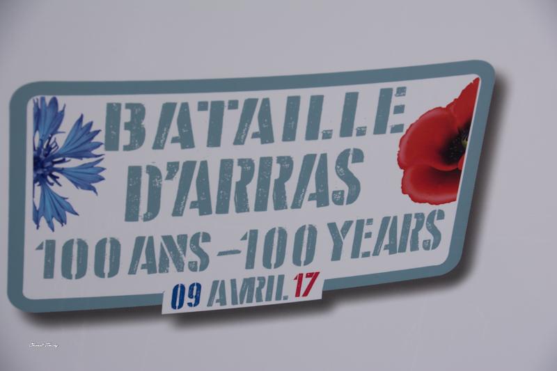 Les 100 ans de la Bataille d'Arras