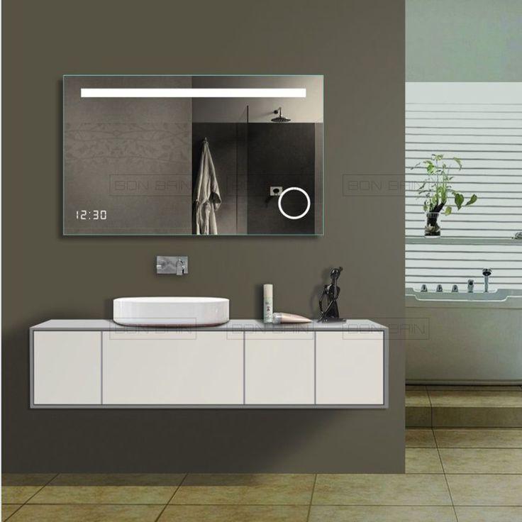 Le Miroir Anti Buee Est Parfait Pour Votre Salle De Bain