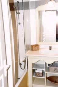 Salle de bain chambre Les Issambres