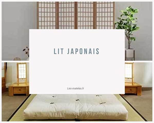 lit japonais