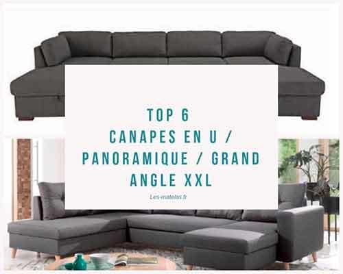canape panoramique