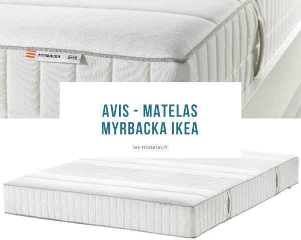 Le Matelas Myrbacka Ikea Prix Et Avis Complet Sur Ce Modele