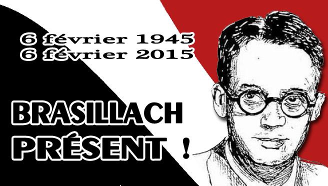 BRASILLACH-PRESENT