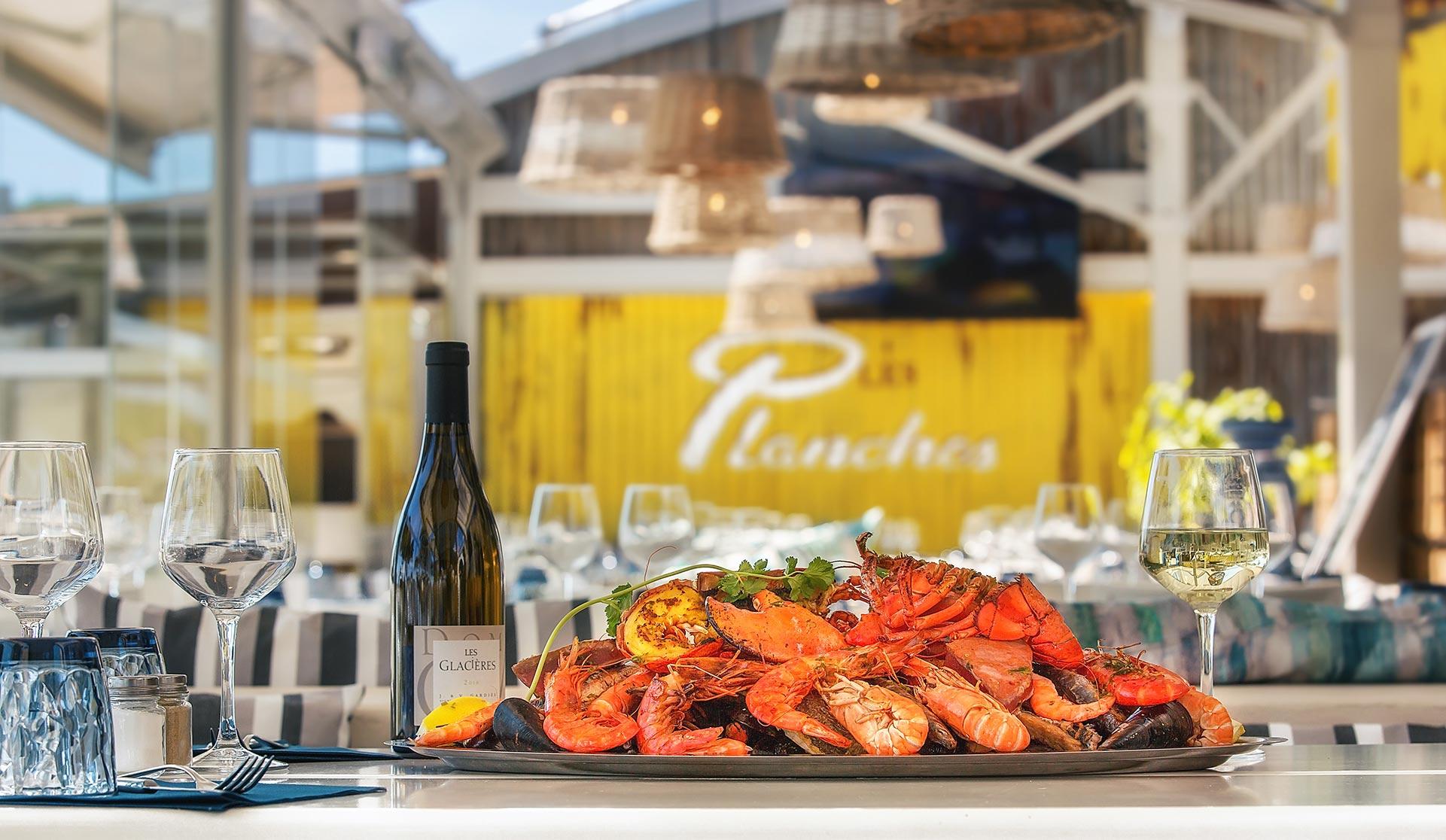 Restaurant-Les-Planches-Argeles-sur-Mer-Poissons-Fruits-de-Mer