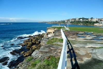Découverte de l'Australie : quoi faire à Sydney. Bondi Coogee