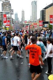 Découverte de l'Australie : quoi faire à Sydney. Participants Competition City 2 Surf