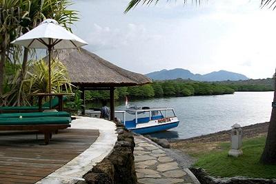 Bali plage : le nord, Menjangan, Jungle Beach, Lovina. Mimpi beach