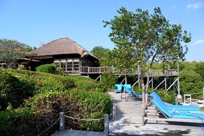Bali plage : le nord, Menjangan, Jungle Beach, Lovina. Naya Gawana