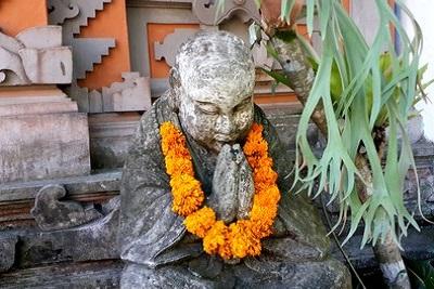 A Bali, Hervé Berbille, spécialiste, passionné, parle du soja. Bali