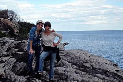 Découverte de l'Australie : quoi faire à Sydney. Valérie et Tiphany