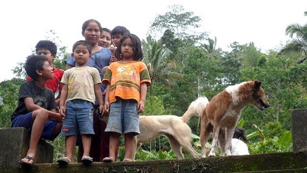 Séjour à Bali : la population, le temps, l'argent, le quotidien. Une famille à Bali
