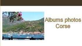 Albums photos Corse