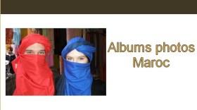 Albums photos Maroc