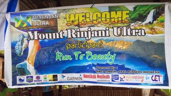 Mont Rinjani, compétition ultra trail 2013 à Lombok