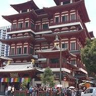 Galerie Singapour. Chinatown