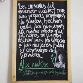 Bons plans vegans en Amérique du sud à Santiago du Chili. Vegan bunker