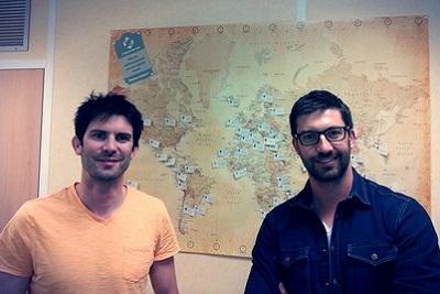 Trip Connexion ou comment voyager en toute liberté! Guillaume Jorand et Bruno Lapeyre