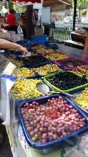 marche olives sorgue