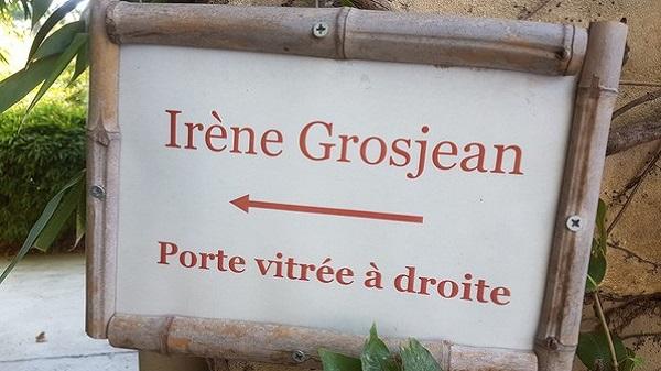 Irène Grosjean, naturopathe et coach en alimentation vivante