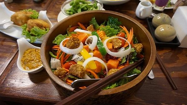 Voyager en Thaïlande en étant végétarien ou végétalien. Tempeh