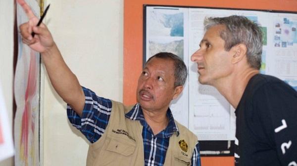 Urgence à Bali, pour les réfugiés 1% d'action sera toujours mieux que 0. Volcanologue Mont Agung